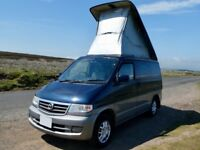 Mazda Bongo 4WD Diesel Auto Campervan - Full Side Conversion