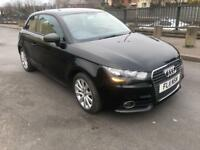 2011 11reg Audi A1 1.6 Tdi Sport Black Good Condition