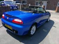 2003 MG TF 1.6 convertable only 60k mileage