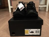 Brand New unworn- Adidas UltraBOOST Triple Black- UK size 9