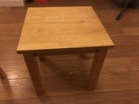 Small Wooden Table - FREE DELIVERY