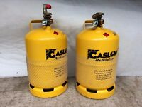 Gaslow rechargable bottles