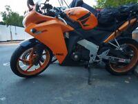 Cbr125, Excelent learner bike