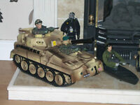 H.M. Armed Forces Vehicles & Figures
