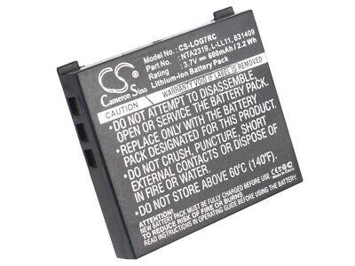 190310-1000  190310-1001 L-LL11 Battery for Logitech G7 Laser Cordless Mouse