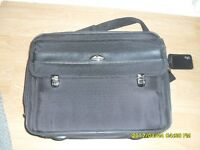 SAMSONITE BRIEFCASE FULLY FITTED FOR OFFICE/WEEKEND TRAVEL