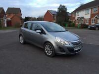 2012 VAUXHALL CORSA SPECIAL EDITION,MOT NOV 2018, SERVICE HISTORY, HPI CLEAR LOW MILEAGE