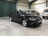 2015 Audi A3 tdi sport dynamic saloon 1 owner sat nav fsh pristine guaranteed cheapest in country
