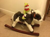 Rocking Horse for young child