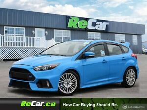 2016 Ford Focus RS AWD | REDUCED | 350HP | HEATED LEATHER | NAV