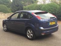Ford Focus 2006 Ford Service History 1.8zetec climate spec