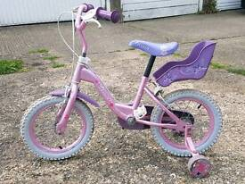 Girl's bycicle 12inch