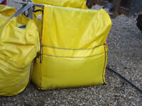 Large Bags suitable for Refuse, logs, animal feed or hay