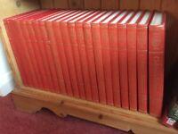 Children's Britannica Encyclopaedia - 1973 complete set