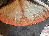 Indian Wedding dress/gown