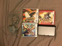 Nintendo 3DS XL for Sale (with games)