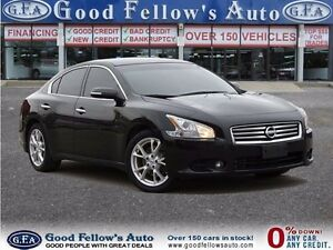 2014 Nissan Maxima SV MODEL, LEATHER, SUNROOF, CAM, 6CYL, 3.5L