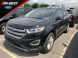 2016 Ford Edge NAV, LTHR, PANROOF, HTD STEER WHL!