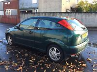 Ford Focus 55 plate