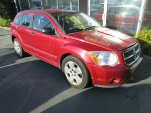 2007 Dodge Caliber SXT AUTO HATCH WITH ONLY 153K
