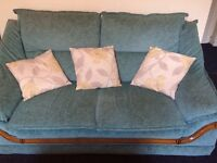 Comfy Couch Available in a Two bedroom Flat