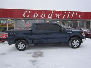 2013 Ford F-150 XLT! CREW CAB! BLUETOOTH!