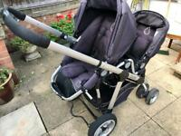 ICandy Pear Double buggy