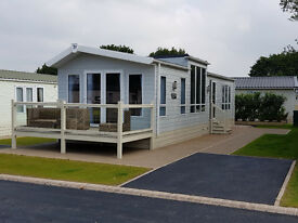 Reluctant and foreced sale beautf single lodge 3mth old award winning resort Oyster Bay Goonhavern
