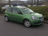 2006 1.2 FORD FIESTA **LOW MILES ONLY 56000**PARKING SENSORS**CHEAP CAR TO RUN *LONG MOT**