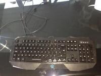 Element gaming keyboard