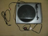 ION record player with USB output
