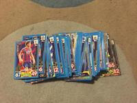 Match Attax Bundles 25 cards £3 including postage