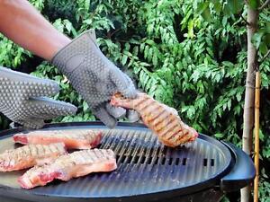 SILICONE GLOVES BBQ-BUTLER-SILCONE