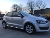VW POLO 2010 1.6 TDI SE 5dr, NEW MOT, TWO FORMER KEEPERS, 2 KEYS