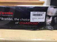 Brembo Discs And Pads