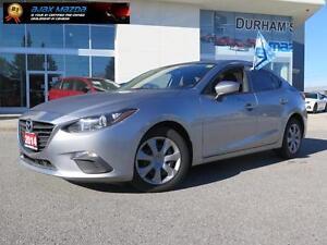 2014 Mazda Mazda3 AUTO/BLUETOOTH/KEYLESS