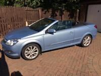 2008 Vauxhall Astra Convertible - 12 Months MOT