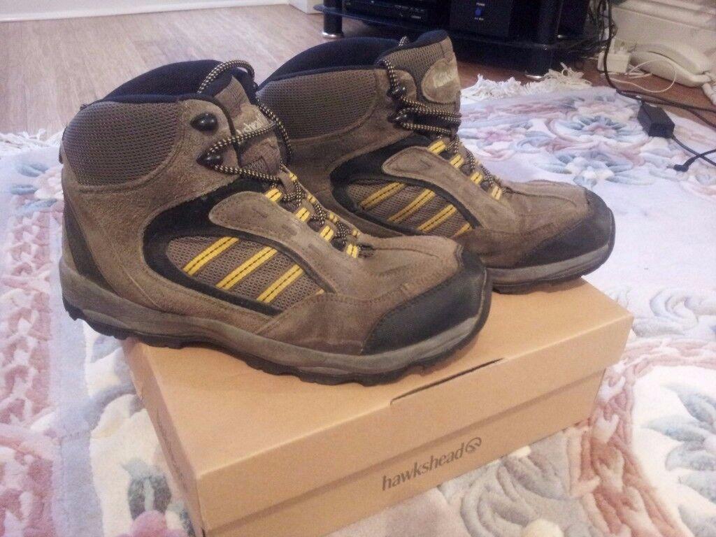 Hawkshead Active Walking Boots - Size 8