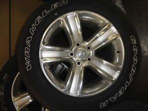Dodge Ram Wheels