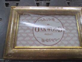 oakwood spanish gold frame