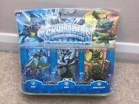 Skylanders Spyro's Adventures - Zap, Hex & Dino-Rang