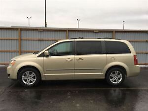 2010 Dodge Grand Caravan SXT/STOW'N GO/DVD
