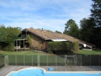 Perfect wooden house with 2 ha (5 acres) of forest - Parc des Landes - Near the bay d'Arcachon