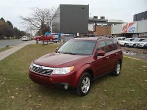2009 Subaru Forester 2.5 X Touring Package ~ HEATED SEATS ~ SUNR