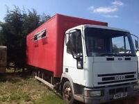 Live in vehicle / Campervan / Truck
