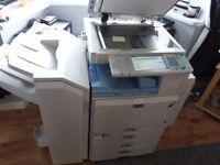 Ricoh aticio c300 scanner/printer/copier