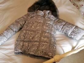 """NEXT"" padded girls coat"
