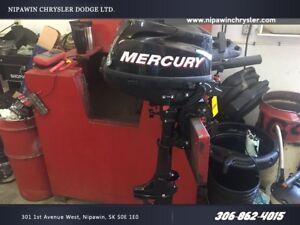 2012 Mercury 2.5 MH