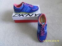 DKNY Girls Trainers.