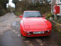 Reluctantly selling our Porsche - more and more difficult to get in and out of for two oldies!